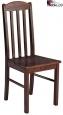 Krzesło Boss XIII 43x97   siedzisko drew. buk