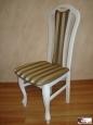 Krzesło B13 46x105 biały połysk