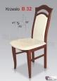 Krzesło B32 45x97 buk lakier