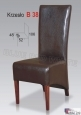 Krzesło B38  48x106 buk lakier