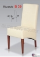 Krzesło B39  46x96 buk lakier