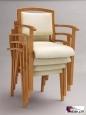 Krzesło B50  57x85 szpaltowane