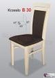 Krzes?o B30  45x97 buk lakier